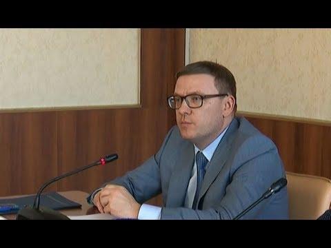 Алексей Текслер в Нязепетровске и Верхнем Уфалее