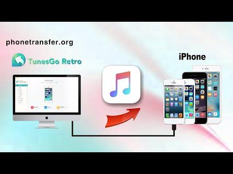 Wie Sie Musik von Ihrem Computer auf iPhone übertragen