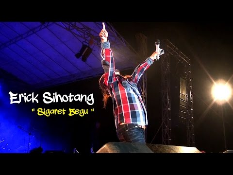 Video Konser Erick Sihotang