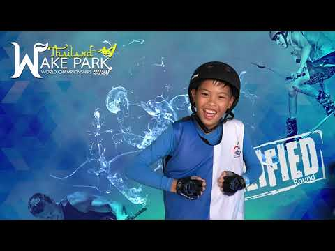 Ronagon Pagtaranigon - Boys Under 13 yo Wakeboard