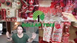 Shop With Me Valentines Day Stuff at Dollar Tree