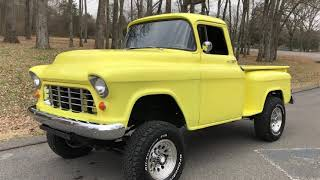 "1956 Chevy Truck ""SOLD"""