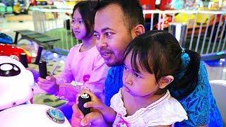 PAPA AYO ke MALL  Drama anak minta main di Taman Bermain