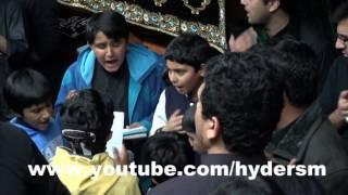 Noha :-Ye Janaza Hai Ali Ka , On 21 Ramzan 2014 @ Panjtan center.