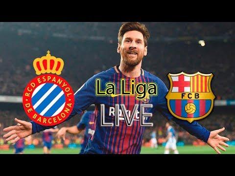 Espanyol Vs Barcelona Live Stream 04.02.2018