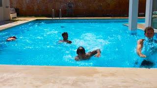 Quem é o melhor nadador ?
