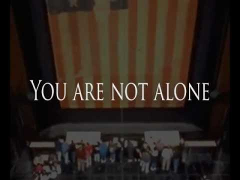 Unity song and video!  You are not alone!