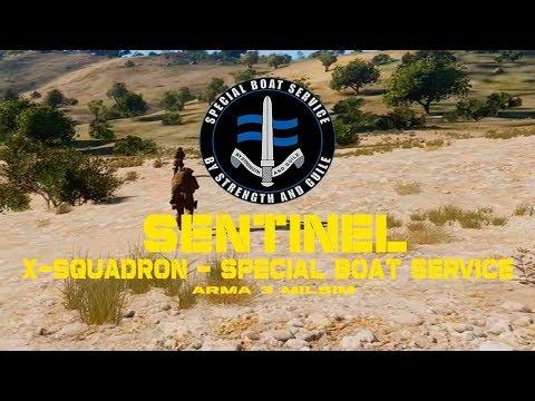 Arma 3 - XSQN Special Boat Service - Operation: Sentinel
