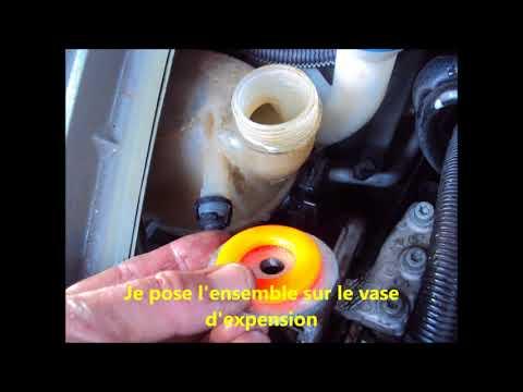 Remplacement boitier d'eau C3 HDI