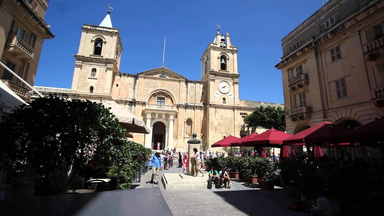 St. John's Co-Cathedral Valletta