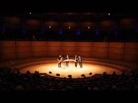 Georg Friedrich Haas (1953): Saxophone Quartet (2014) UA - SIGNUM saxophone quartet