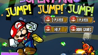 Super Mario Jump!Jump!Jump! Walkthrough