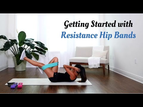 Getting Started with Resistance Hip Bands