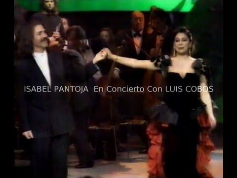 ISABEL PANTOJA En Concierto Con Luis Cobos, Royal Philharmonic Orchestra