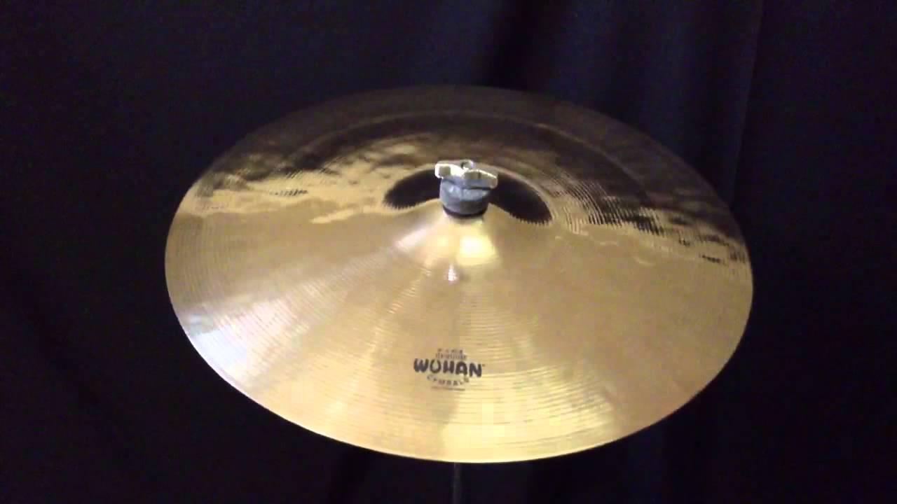 Crash Cymbals Translation : 16 wuhan crash cymbal youtube ~ Vivirlamusica.com Haus und Dekorationen