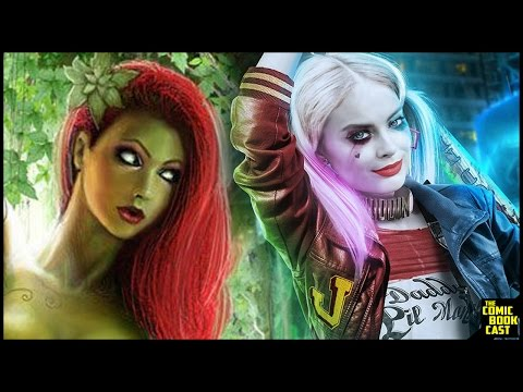 Gotham City Sirens shooting This Spring