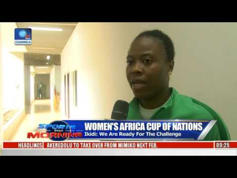 AWCON: We're Ready For The S/Africa Challenge - Ikidi