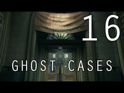 [16] Ghost Cases (Let's Play Murdered: Soul Suspect PS4 w/ GaLm)