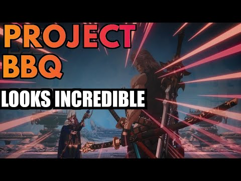 Project BBQ : Incredible MMO ARPG is shaping up nicely!
