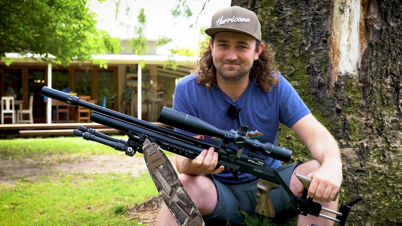 Utah Airguns taking FX Dreamline pre-orders - Airguns & Guns
