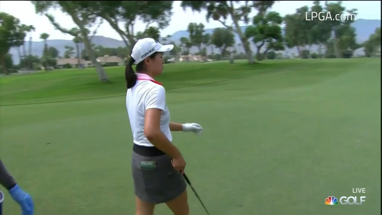 Rose Zhang Third Round Highlights at the ANA Inspiration