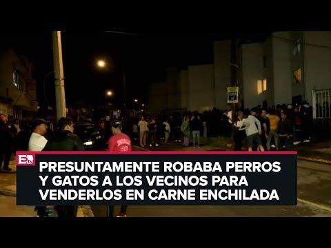 Evitan linchamiento de una mujer en Puebla