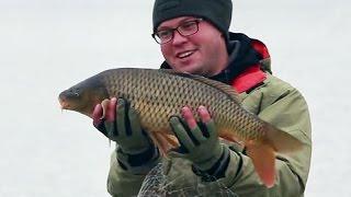 Рыболов - Эксперт. Ловля Осеннего Карпа Фидером.