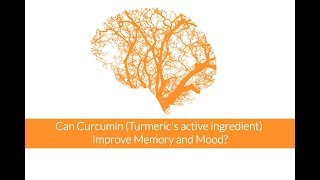 Can Curcumin (Turmeric's active ingredient) Improve Memory and Mood?
