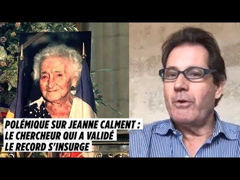 Polémique sur l'âge de Jeanne Calment : le scientifique qui a validé le record s'insurge