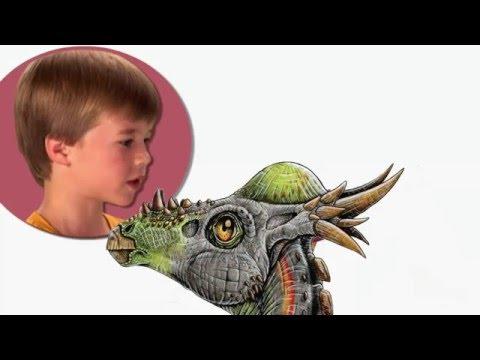 Dinosaur Discoveries Stygimoloch