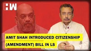The Vinod Dua Show Ep 192: Amit Shah introduced Citizenship (Amendment) Bill in LS