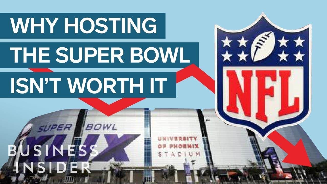 Why Hosting The Super Bowl Isn't Worth It