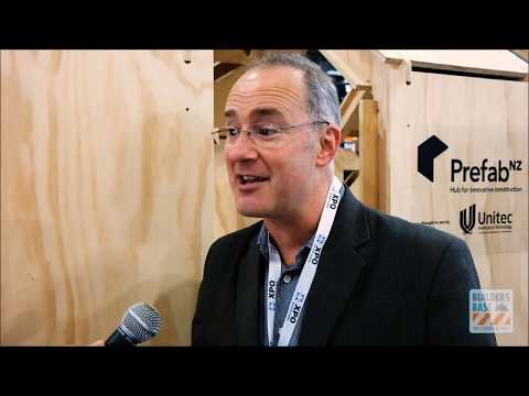 Phil Twyford at Buildnz Expo 2017