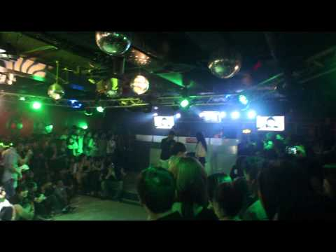 LK, Andree, JustaTee and PA live in Prague 24/04/2011 part 6