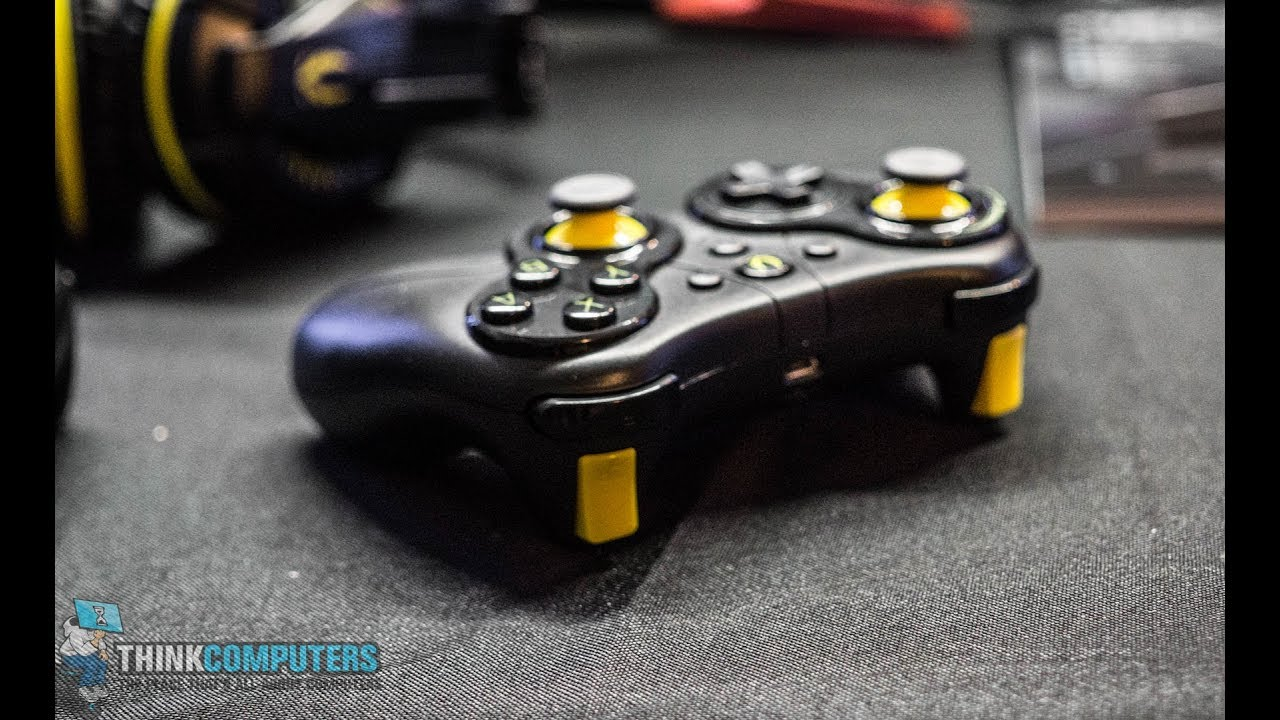 Zotac's New Gaming Accessories For 2018