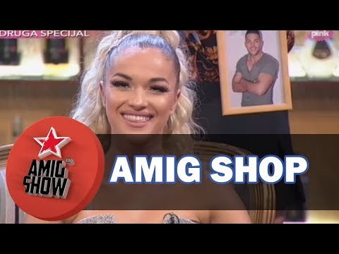 AmiG Shop - Teodora Džehverović (Ami G Show S11)