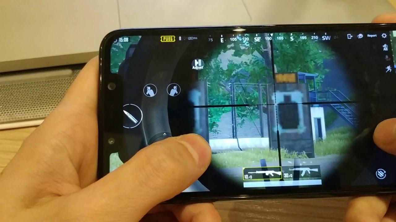 pocophone f1 problem with touch sensor sensitivity - android 9 PUBG