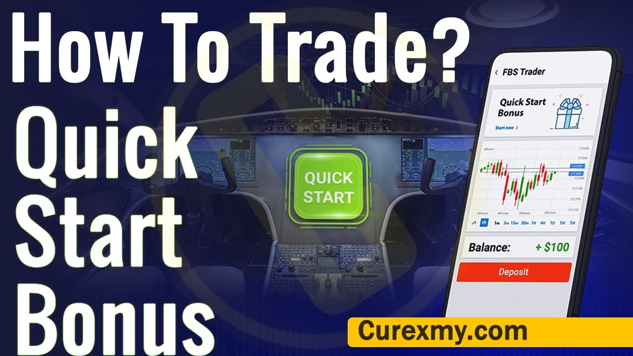 Fbs Quick Start Bonus 100 How To Trade Withdraw Youtube