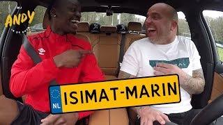 Nicolas Isimat-Mirin - Bij Andy in de auto
