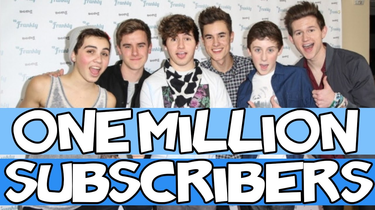 O2L REACTING TO ONE MILLION SUBSCRIBERS - YouTube