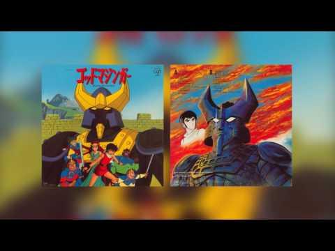 1984 God Mazinger Original   Full Vinyl Rip