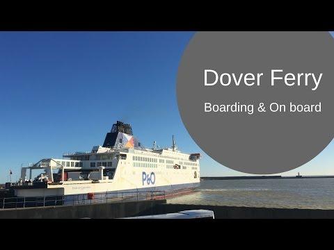P&O Ferries Pride of Canterbury Dover to Calais