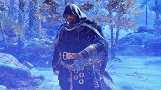God of War (PS4) - Secret Ending *SPOILERS*