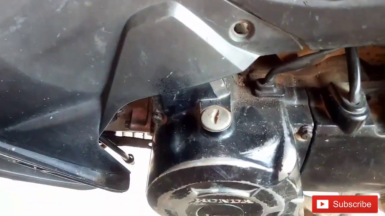 Download Penyebab Motor revo/Supra/Grand Macet tidak bisa di engkol dan susah hidup.