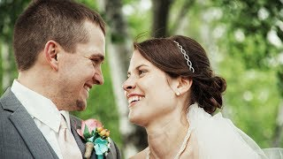 High School Sweethearts Marriage // Personal Letters from the Bride and Groom// WI Wedding