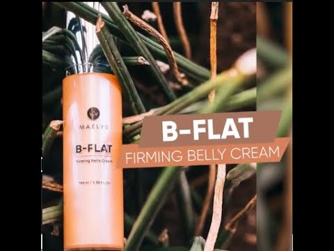 B Flat Weight Loss Firm Stomach And Minimize Stretch Marks Youtube