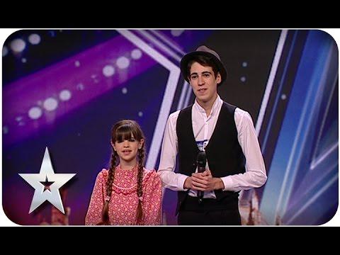 Andreia e Andr� - Audi��es PGM 05 - Got Talent Portugal S�rie 02