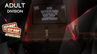 D-Unit - Adult Division - HHI Netherlands 2019 - Open Crew Competition