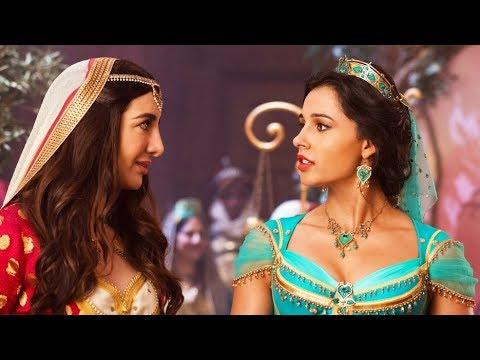 4 New ALADDIN Clips & Songs