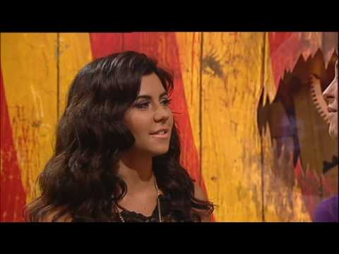 Marina & the Diamonds [Interview] on Big Brother's Little Brother - July 25, 2010